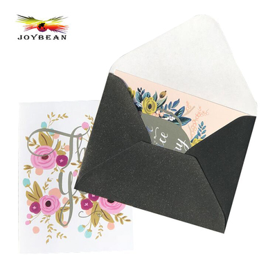 Thank you gift card with envelope