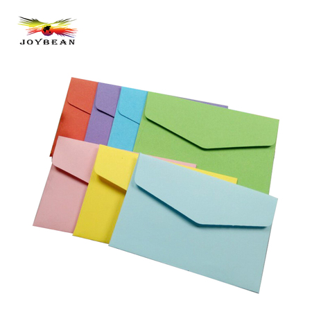 Wallet paper envelope